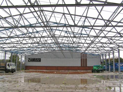 Avonmouth - Steel Fabrications Martock Ltd