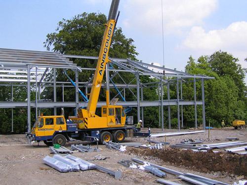 Eden - Steel Fabrications Martock Ltd