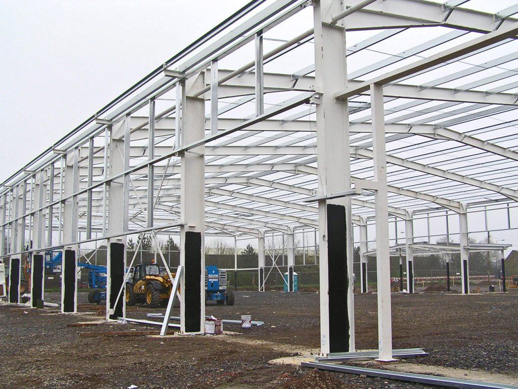 Focus - Steel Fabrications Martock Ltd