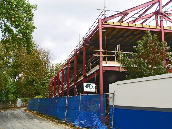 Ivybridge - Steel Fabrications Martock Ltd
