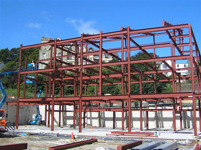 Midas Ilfracombe - Steel Fabrications Martock Ltd