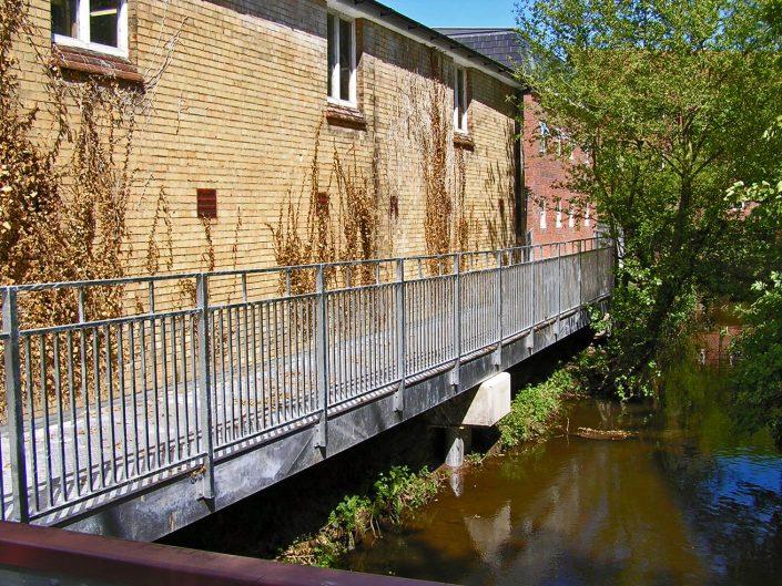 Pollard Walkway - Steel Fabrications Martock Ltd