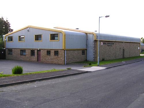 Steel Fabrications Offices - Steel Fabrications Martock Ltd