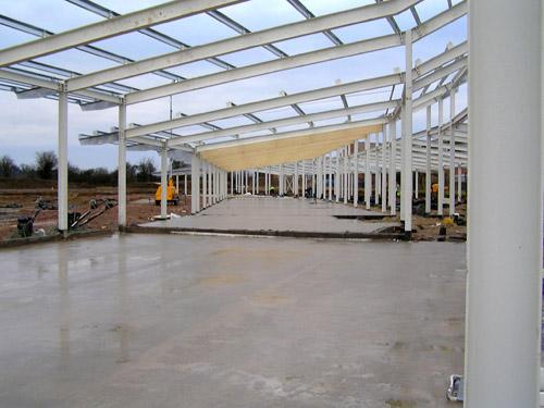 Stradform Rowde - Steel Fabrications Martock Ltd