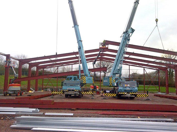Axminster - Steel Fabrications Martock Ltd
