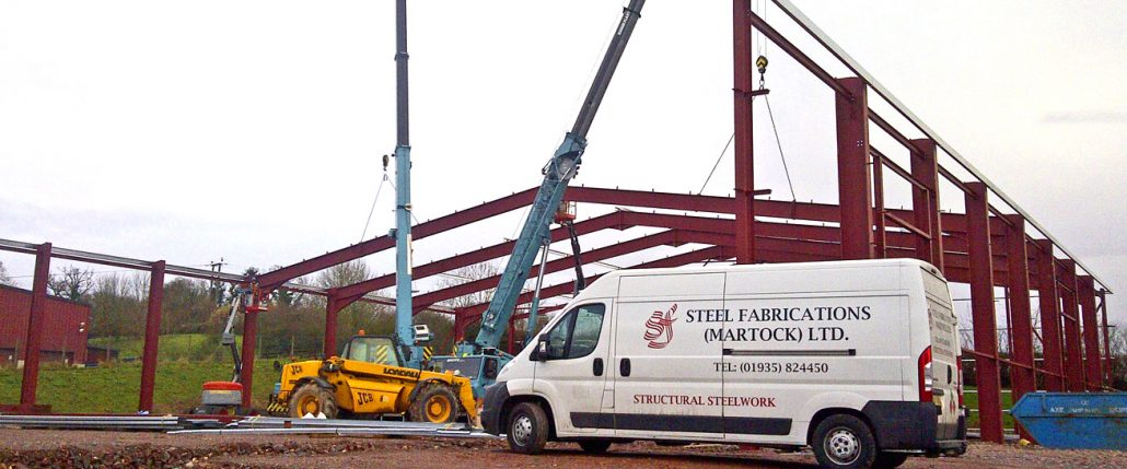 Steel Fabrications (Martock) Ltd - Fabricators and Erectors of ...