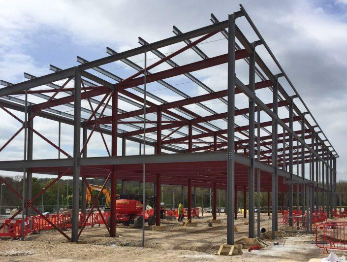 Gallery 001 - Steel Fabrications Martock Ltd