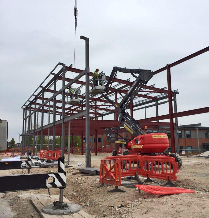 Gallery 002 - Steel Fabrications Martock Ltd
