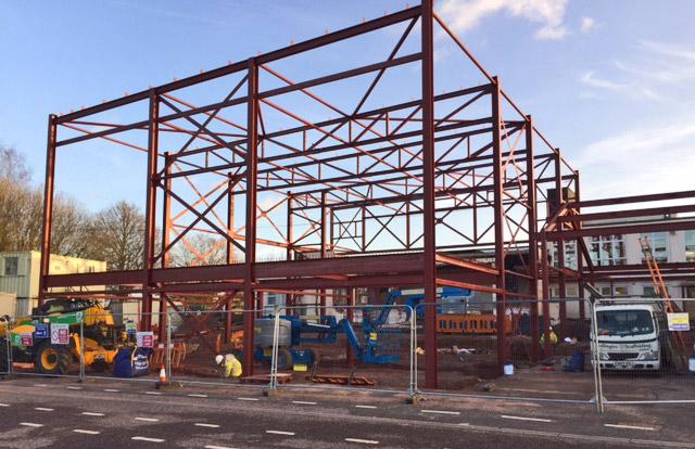 Gallery 003 - Steel Fabrications Martock Ltd