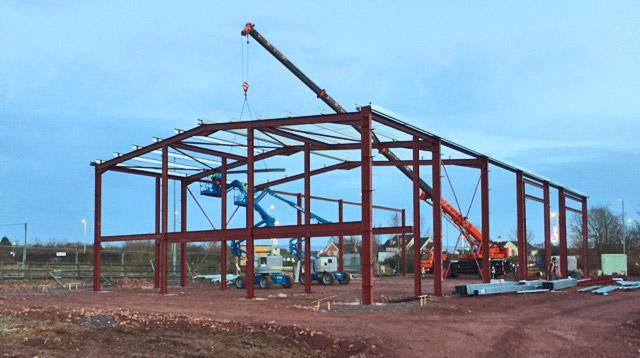 Gallery 004 - Steel Fabrications Martock Ltd