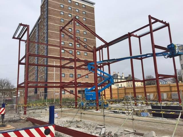 Gallery 006 - Steel Fabrications Martock Ltd