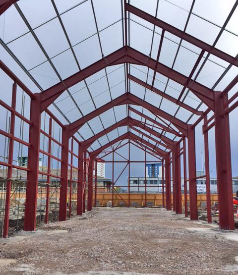 Gallery 007 - Steel Fabrications Martock Ltd