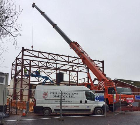 Gallery 008 - Steel Fabrications Martock Ltd