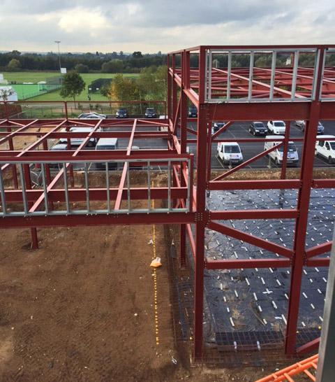 Gallery 010 - Steel Fabrications Martock Ltd