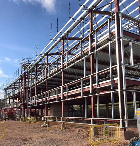 Gallery 011 - Steel Fabrications Martock Ltd