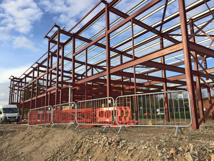 Gallery 012 - Steel Fabrications Martock Ltd