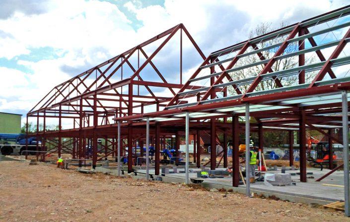 Gallery 014 - Steel Fabrications Martock Ltd