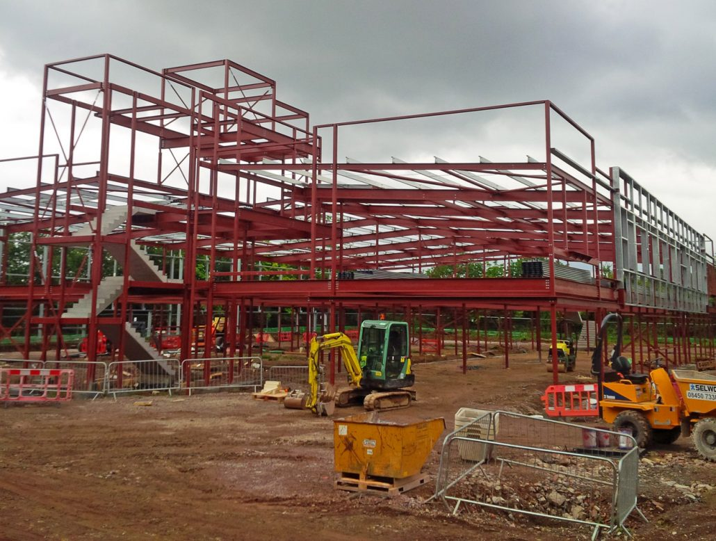 Gallery 015 - Steel Fabrications Martock Ltd