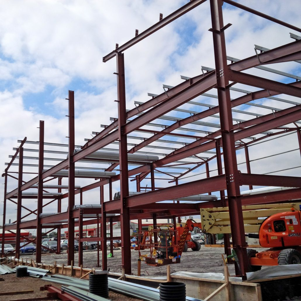 Gallery 016 - Steel Fabrications Martock Ltd