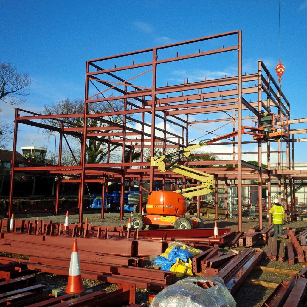 Gallery 017 - Steel Fabrications Martock Ltd