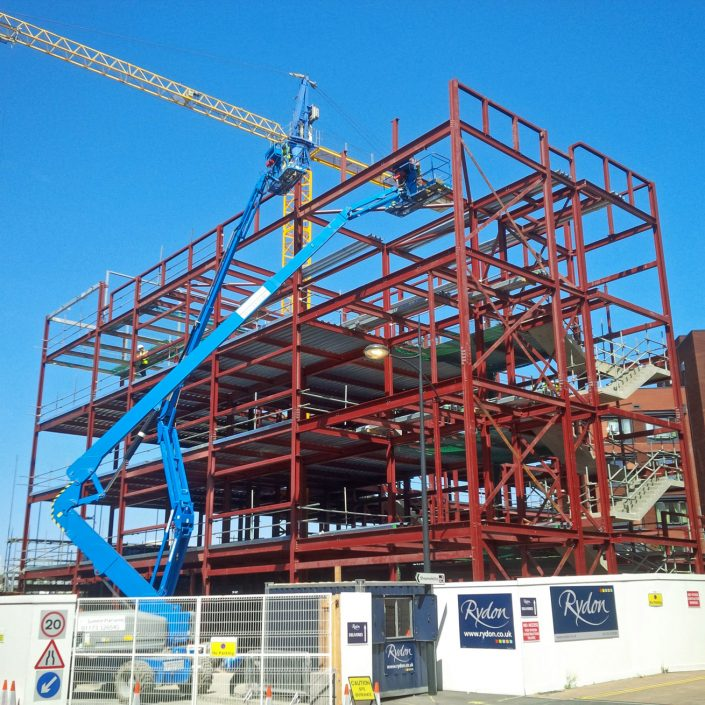 Gallery 018 - Steel Fabrications Martock Ltd