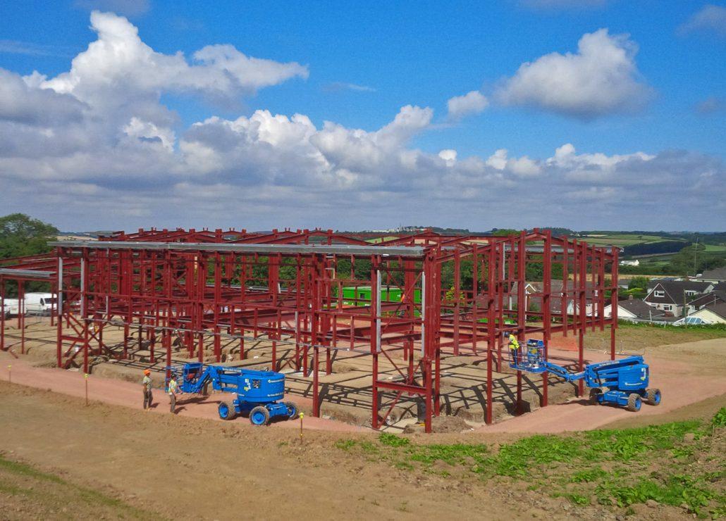 Gallery 019 - Steel Fabrications Martock Ltd