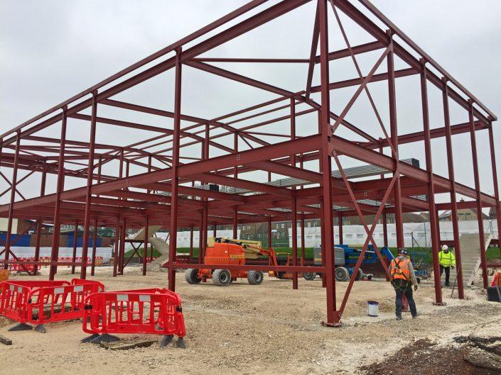Gallery 020 - Steel Fabrications Martock Ltd