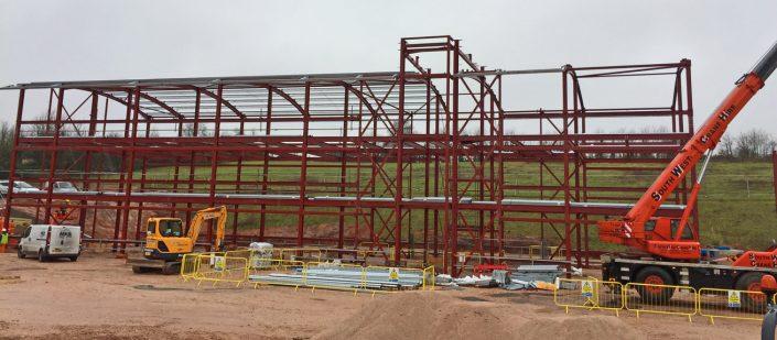 Gallery 021 - Steel Fabrications Martock Ltd