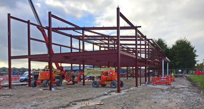 Gallery 023 - Steel Fabrications Martock Ltd