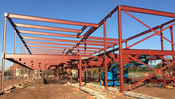 Gallery 024 - Steel Fabrications Martock Ltd