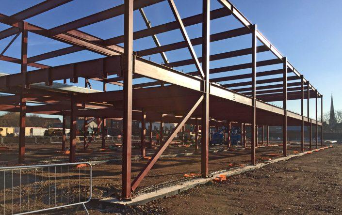 Gallery 025 - Steel Fabrications Martock Ltd