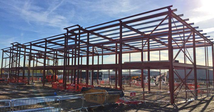 Gallery 026 - Steel Fabrications Martock Ltd