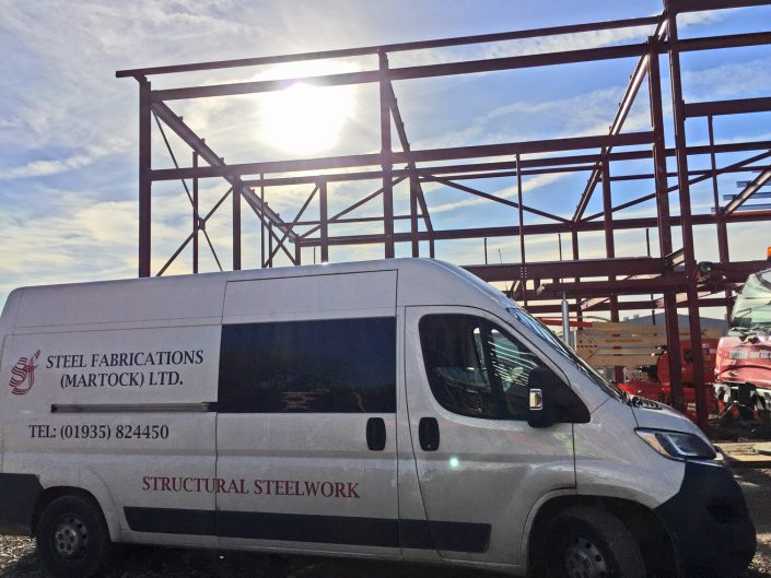 Gallery 027 - Steel Fabrications Martock Ltd