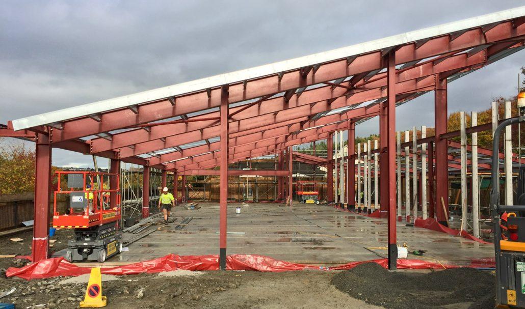 Gallery 028 - Steel Fabrications Martock Ltd
